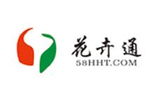 花卉通logo设计